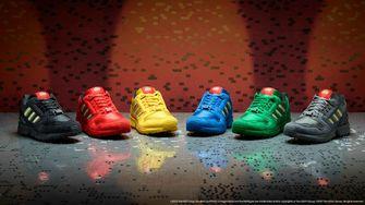 ZX 8000 Bricks, lego x adidas, nieuwe sneakers, week 18