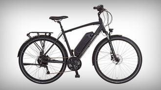 elektrische fiets, aldi, Prophete Alu Trekking E-Bike