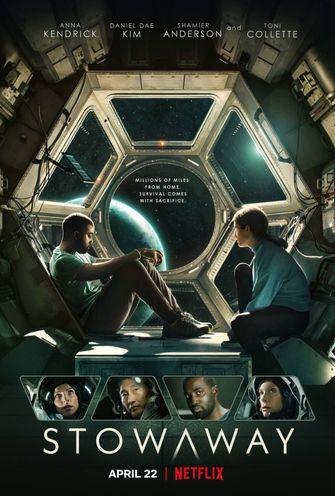 Stowaway: Netflix schakelt sterrencast in voor ruimte-thriller van YouTuber