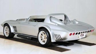 Corvette, Grand, Sport, Replica, Fast, &, Furious, and, the, Five