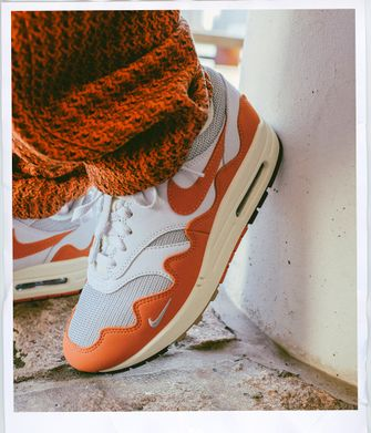Nike x Patta Air Max 1 Wave, sneakers, stockx