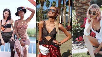 Dit zijn de mooiste vrouwen van Coachella