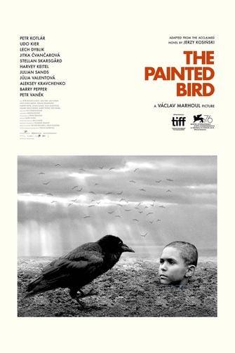 The Painted Bird film nederlandse bioscopen oorlogsfilm