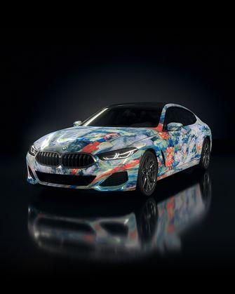 BMW Ultimate AI Masterpiece, kunstmatige intelligentie