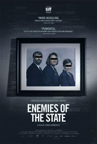 Enemies of the State: je favoriete true crime-docu van 2021 komt eraan