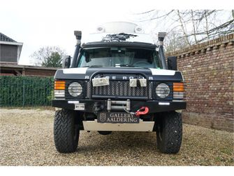Land Rover Range Rover expeditie camper occasion