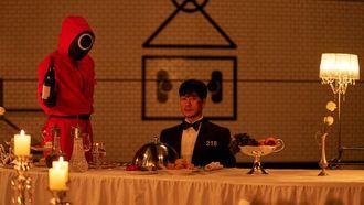 squid game, omzet, netflix, waarde