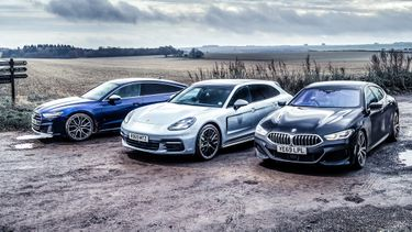 J.D. Power automerken Audi BMW Mercedes merken