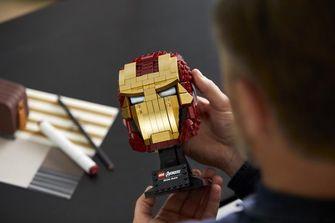 Marvel Iron Man helm