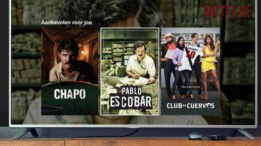 Spaanstalige serie op Netflix