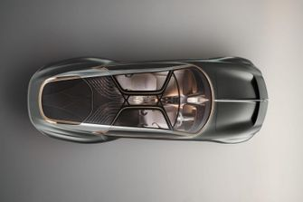 bentley, volledig elektrisch, elektrische auto, 2030
