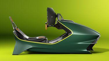 AMR-C01, Aston Martin Curv