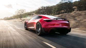 Tesla Roadster, Elon Musk