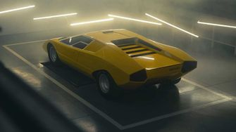 Lamborghini Countach LP 500, 2