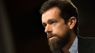 jack dorsey, punkrocker, twitter, miljardair, big tech, trump, ban