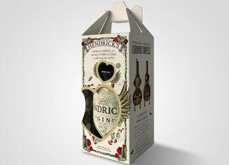 Hendrick's Gin Valentine's giftpack