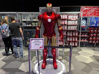 Iron Man Mark III Disneyland AVengers