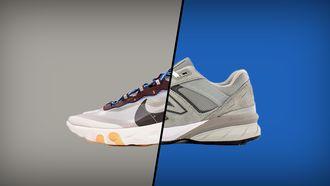 Sneaker update new balance nike