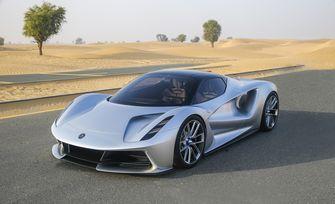 Lotus, Evija,snelste, elektrische, auto, auto's, van, Nederland