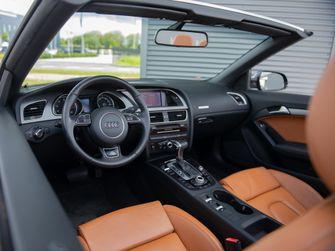Tweedehands Audi A5 Cabriolet 2012 occasion