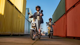 elektrische fiets, elektrische scooter, verschillen (1)