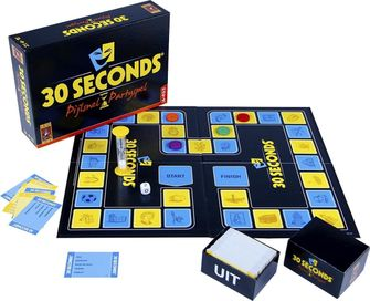 30 Seconds bordspel Black Friday