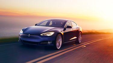 Tweedehands elektrische auto Tesla Model S