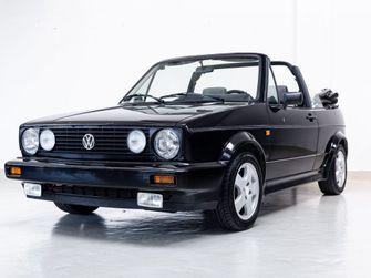 Tweedehands Volkswagen Golf Cabriolet 1991 occasion