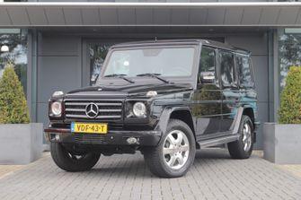 Tweedehands Mercedes-Benz G-Klasse 2011 occasion