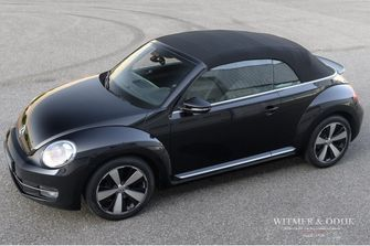 Tweedehands Volkswagen Beetle Cabriolet occasion