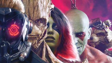 Marvel's Guardians of the Galaxy komen naar jouw Playstation