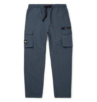 cargo pants, trend, broek met zakken aan zijkant, stussy