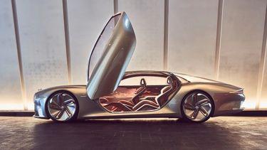 Bentley, volledig elektrisch, EXP 100 GT concept