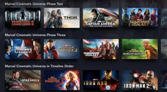 Marvel kijkvolgorde films Disney+