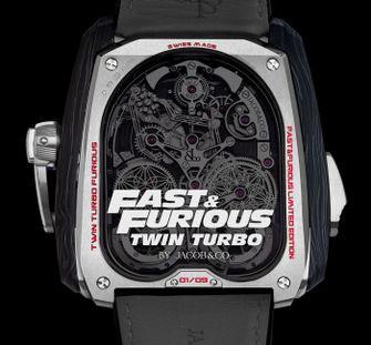 Jacob & Co., Fast & Furious