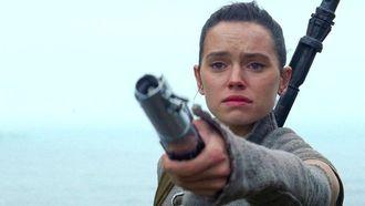 Star Wars Rey Disney streaming