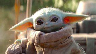 Emmy Baby Yoda The Mandalorian Disney+ Netflix