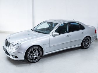 Tweedehands Mercedes-Benz E55 AMG 2003 occasion