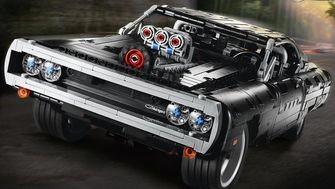 1970 Dodge Charger, Fast and Furious, LEGO