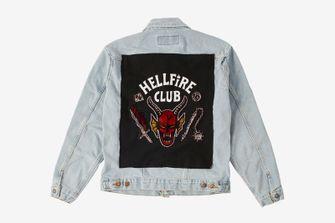 wrangler, stranger things, netflix, collab, hellfire club
