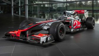 Lewis Hamilton, Formule 1, Auto