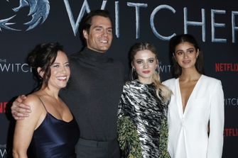 Showrunner The Witcher reageert op kritiek controversiële spin-off