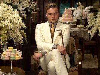 leonardo dicaprio, looks, filmlooks, great gatsby