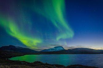 Abisko, zweden, nationaal park, noorderlicht, beste plekken, europa