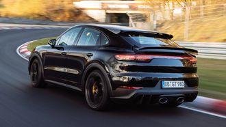 snelste SUV Nürburgring, lamborghini Porsche Cayenne