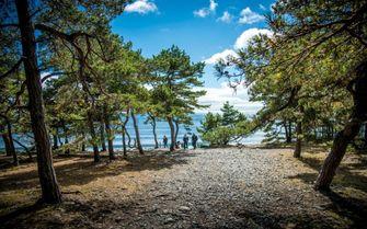 sodermandland, hiken, wandelen, zweden