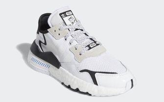 adidas, star wars, nitejogger, stormtrooper, sneakers