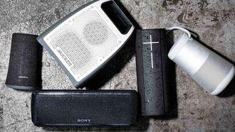 Beste draagbare bluetooth speakers