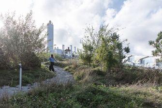 copenhill, kopenhagen, groene, energiecentrale, skipiste
