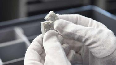 lego, eerste duurzame lego steentje, gerecycled plastic